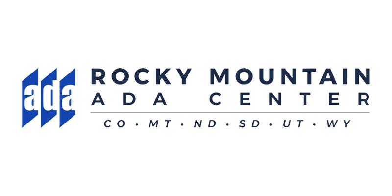 Rocky Mountain ADA Center